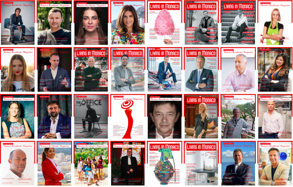 Living in Monaco . Monaco Residents' Magazine
